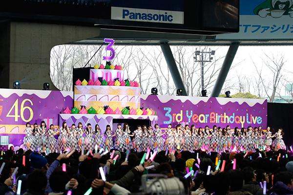 ライブ 乃木坂 2021 バースデー 乃木坂4期生バースデーライブ5月8日セトリネタバレと感想レポ!|あおいろねっと