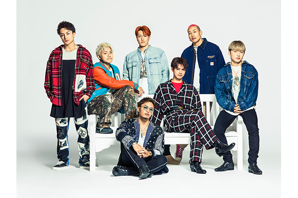 generations from exile tribe ライブ