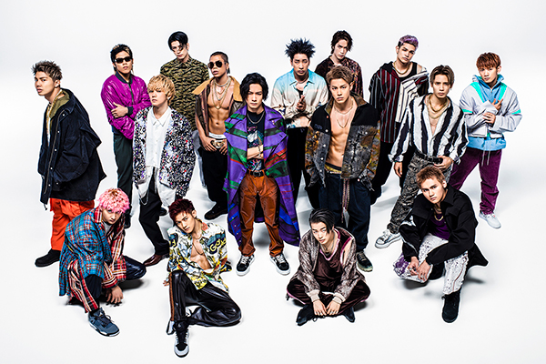 THE RAMPAGE from EXILE TRIBE LIVE&MUSIC VIDEOスペシャル
