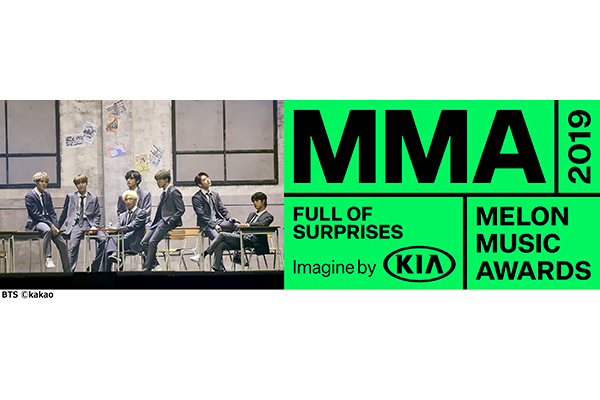 日本語字幕入り! MMA 2019 (Melon Music Awards)