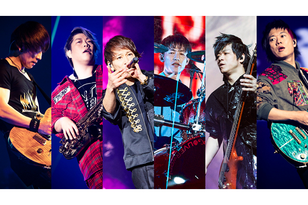 M-ON! LIVE UVERworld 「UVERworld QUEEN'S PARTY at Nippon Budokan 2018.12.21」