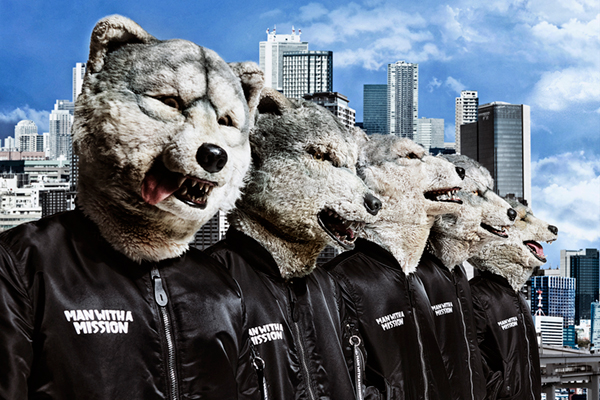 M-ON! LIVE MAN WITH A MISSION 「Wolf Complete Works Ⅵ ~Chasing the Horizon Tour 2018 Tour Final in Hanshin Koshien Stadium~」