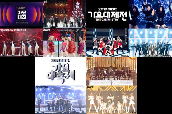 韓国3大歌謡祭 SBS歌謡大祭典/KBS歌謡大祝祭/MBC歌謡大祭典 8/8(土 ...