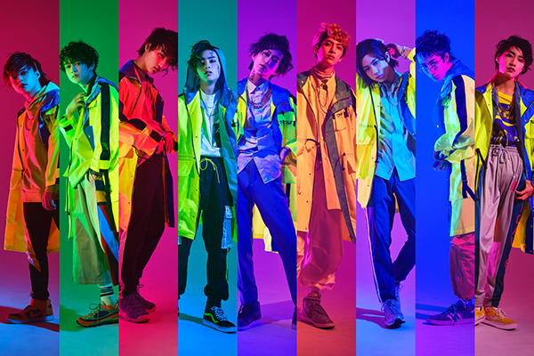 M-ON! LIVE SUPER★DRAGON 「SUPER★DRAGON ONEMAN LIVE 『NEO CYBER CITY ‐ネオサイバーシティ‐ 』」